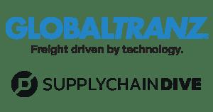 GlobalTranz and Supply Chain Dive Logo